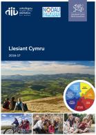 Llesiant Cymru: Cofnod adroddiad